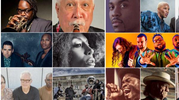 Mejor, imposible: Clamores nos trae grandes estrellas mundiales del jazz para celebrar un nuevo cumpleaños (vídeo promocional)