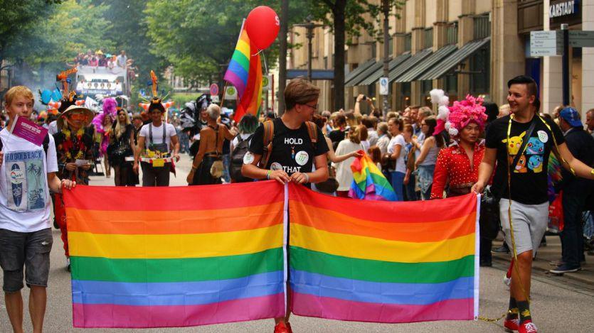 Hace falta recordar de la comunidad LGBT no sólo en días de fiesta