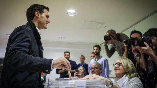 Rivera: 'Ciudadanos va a conseguir reeditar el éxito del 28 de abril'