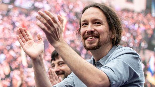 Iglesias insta a la gente a votar 'en libertad y en conciencia'