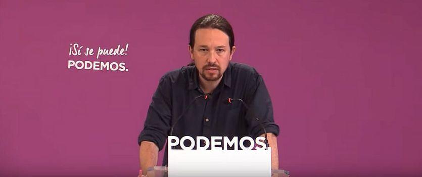 Iglesias reconoce el mal resultado pero insiste en formar gobiernos de coalición con el PSOE
