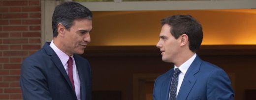 La gran especulación: un mega-pacto oculto PSOE-Ciudadanos en Madrid para evitar tanto a Podemos como a Vox