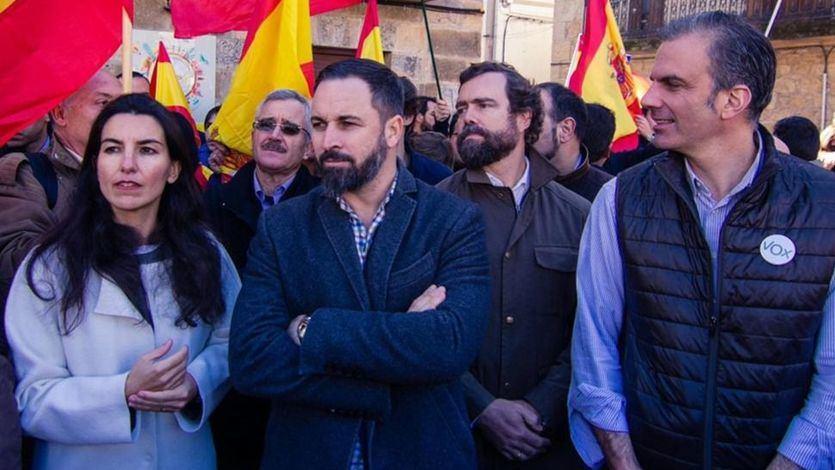 Así jugará Vox sus cartas para intentar entrar en los Gobiernos de Madrid