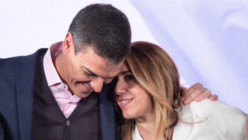 Cobra peso la opción de Susana Díaz como ministra de Sánchez