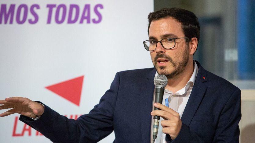 Garzón se desmarca de Iglesias en su pretensión de entrar en el Gobierno de Sánchez