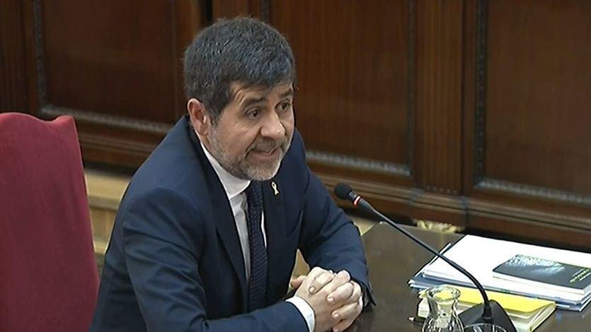 Jordi Sànchez pide permiso al Supremo para reunirse con el Rey en Zarzuela