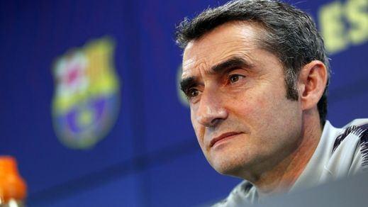 Pese a los rumores, Valverde seguirá al frente del Barça