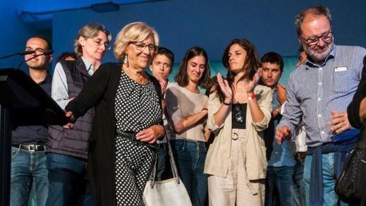 Carmena, por sorpresa, no da por perdida ahora la alcaldía de Madrid