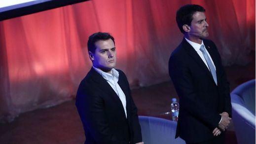 Rivera desautoriza a Valls: Ciudadanos sólo apoyaría al socialista Collboni en Barcelona