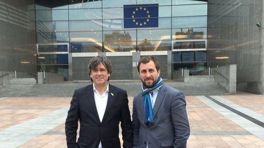 Portazo y mazazo de Europa a Puigdemont: le impiden recoger su acreditación como eurodiputado