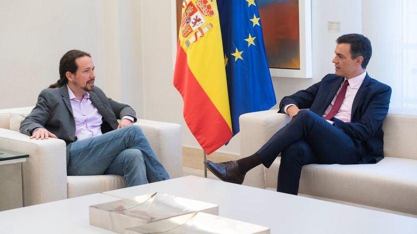 Los españoles prefieren que el PSOE pacte un gobierno con Unidas Podemos, según el CIS