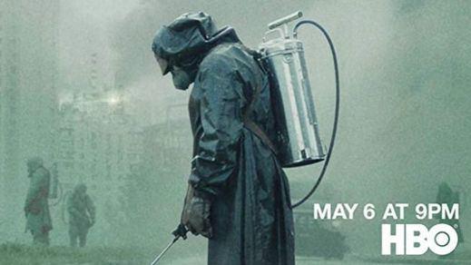 'Chernobyl' desbanca a 'Juego de Tronos' como la mejor serie