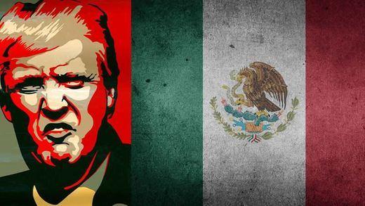 Tras China, Trump amenaza ahora a México con aranceles... por la inmigración ilegal