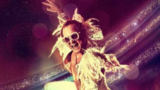 'Rocketman': una fantasía musical correcta y previsible