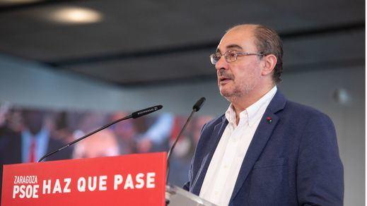 Javier Lambán, más cerca de la reelección como presidente de Aragón