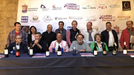 El novedoso e interesante Festival 'Camino Duero Fest 2019' ya es una realidad