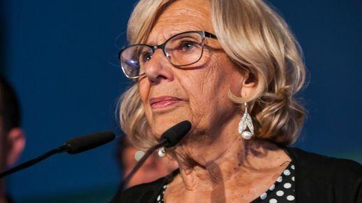 Carmena pide a Ciudadanos que siga el
