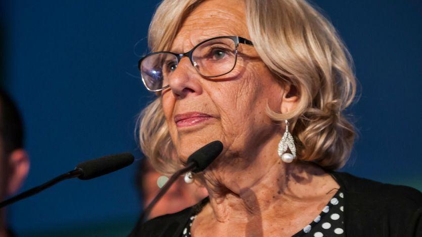 Carmena pide a Ciudadanos que siga el 'ejemplo de Valls en Barcelona'
