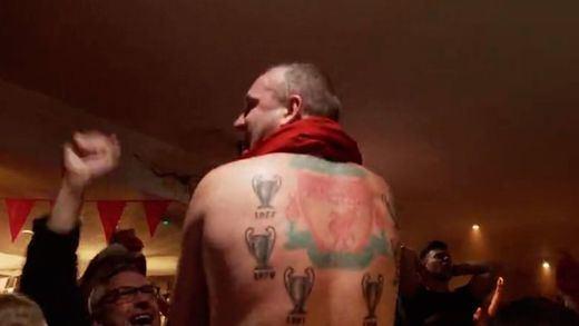 Sexta Champions para el Liverpool que venció al Tottenham 2-0