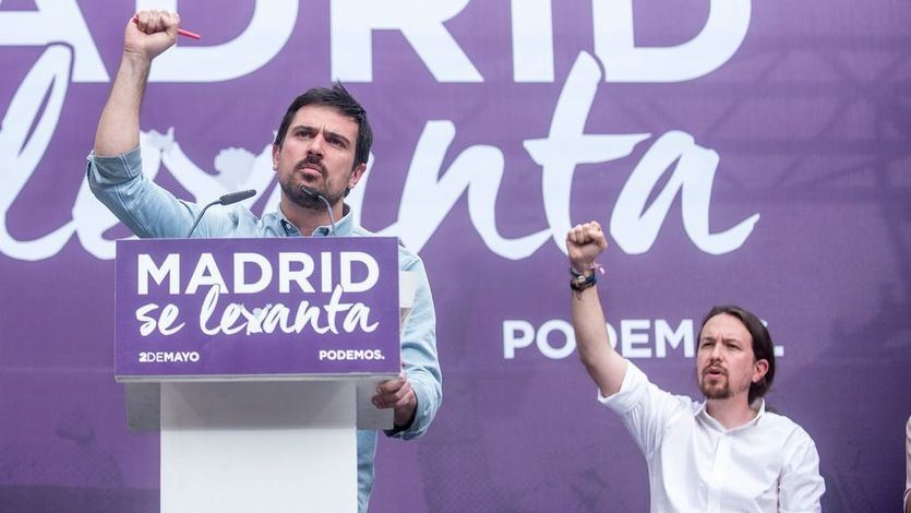 Ramón Espinar abre otro frente a Pablo Iglesias: reclama ya un Vistalegre III