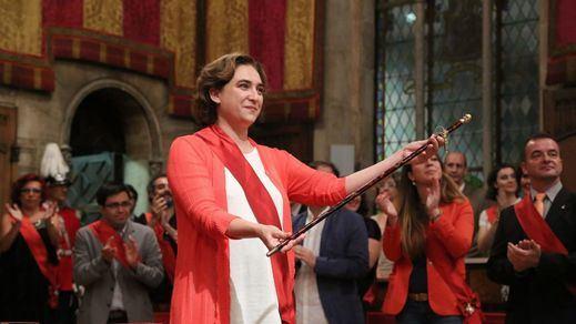 División en Ciudadanos: surgen voces a favor de investir a Ada Colau