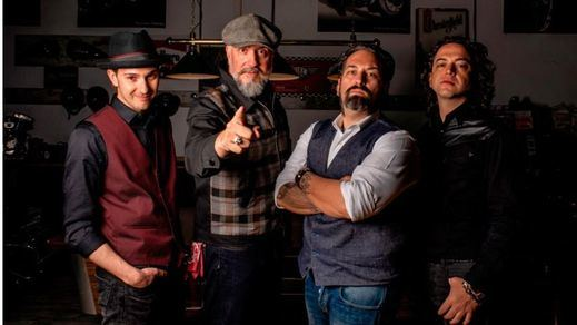 Los Widow Makers, 18 musicazos que abarcan todos los géneros: conciertazo en el Teatro Fernán Gómez (vídeo)