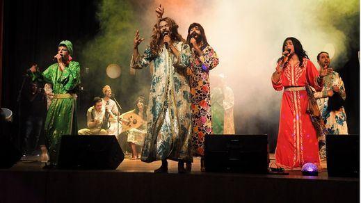 Las Noches del Ramadán siguen celebrándose con éxito y multitud de espectáculos