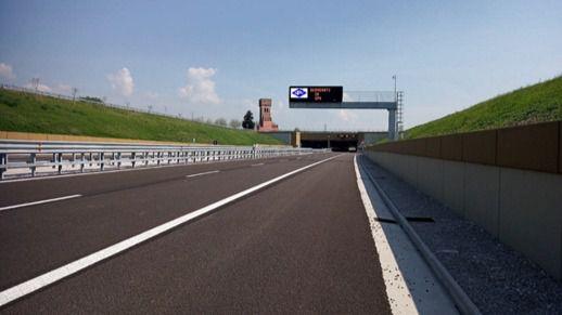 Sacyr y FININC ponen en servicio el primer tramo de la autopista Pedemontana - Veneta (Italia)