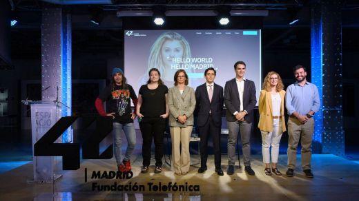 NP_Fundación Telefónica implanta en España 42, la Escuela de Programación más Innovadora y Exitosa del Mundo