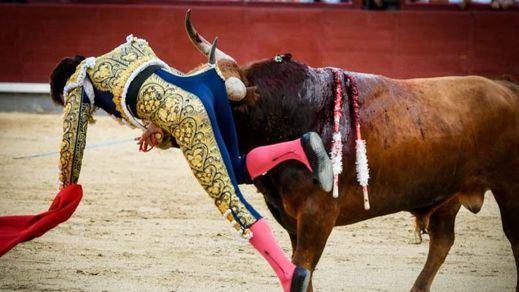San Isidro: derroche de testosterona de Tomás Campos en un festejo de escasa relevancia