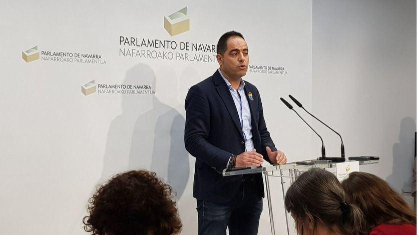 El PSN no se abstendrá ante 'Navarra Suma' para que UPN apoye la investidura de Sánchez
