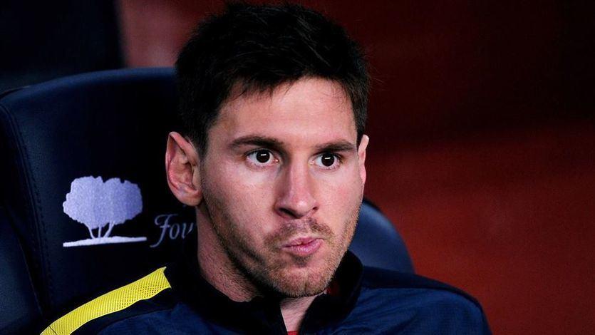 Messi, denunciado por estafa y blanqueo de capitales