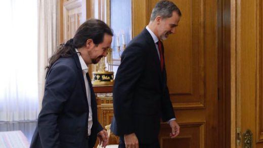 Iglesias da por hecho que Sánchez está estirando los plazos de la investidura por si Ciudadanos levanta su veto