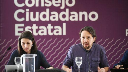 Iglesias elude hablar de un Vistalegre III y mantiene el pulso hacia un Gobierno de coalición