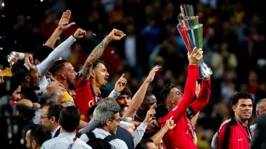 UEFA Nations League: la Portugal de Cristiano sigue reinando en Europa