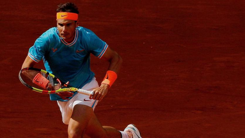 Nadal, número uno mundial en la carrera de campeones y continúa segundo en la ATP