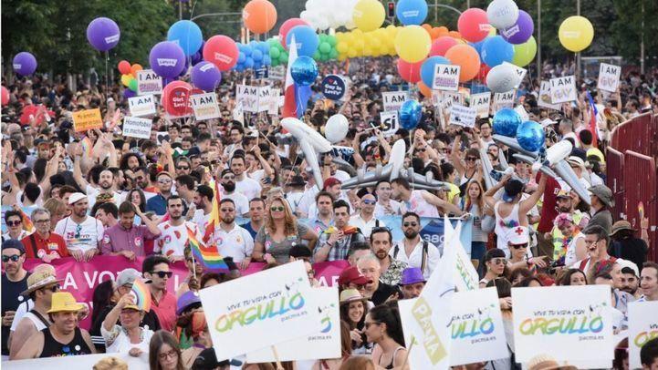 Manifestación del Orgullo 2018