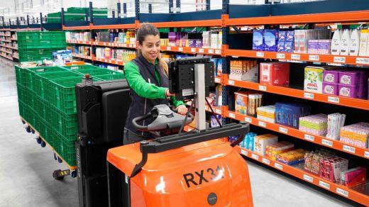 Mercadona inicia la expansión de la compra online en Barcelona