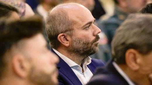Juan Trinidad de Ciudadanos, presidente de la Asamblea de Madrid con los votos de Vox