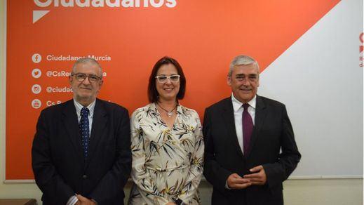 PP, Cs y Vox también pactan en Murcia para controlar la Mesa de la Asamblea
