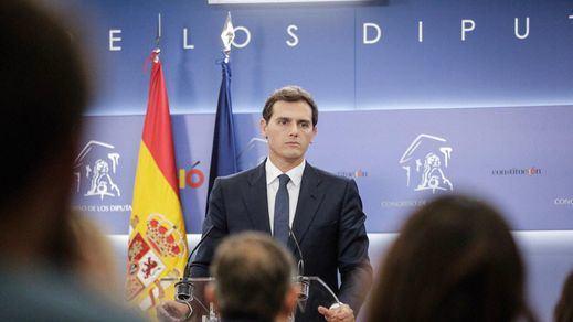 Rivera vuelve a decir 'no' a Sánchez: