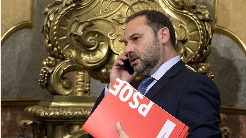 Ábalos cita al PNV, Compromís, Navarra Suma, CC y PRC para negociar la investidura de Sánchez