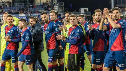 La Liga investigará el Huesca-Nástic de la temporada 2017/2018 de Segunda