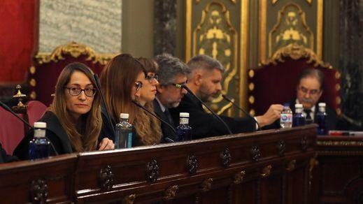 Juicio del procés: las defensas de Cuixart, Forcadell y Borràs acusan a la Fiscalía de pedir penas desmesuradas