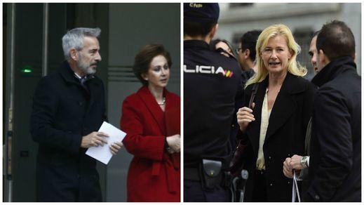 La Audiencia Nacional propone juzgar a Imanol Arias y Ana Duato por el 'caso Nummaria'