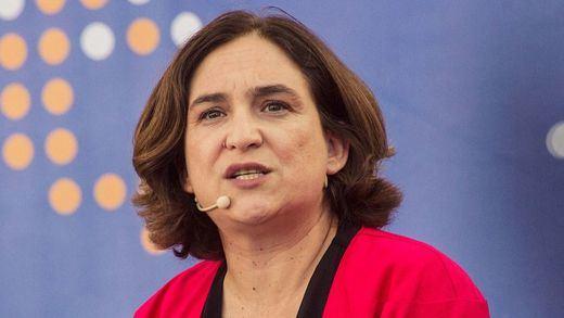 Ada Colau somete a votación de sus bases ser alcaldesa de Barcelona con el apoyo del PSC y la abstención de Valls
