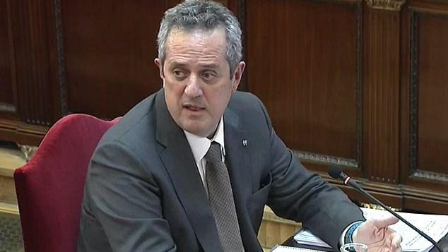Joaquim Forn deberá volver a la prisión madrileña tras acudir a la constitución del Ayuntamiento de Barcelona