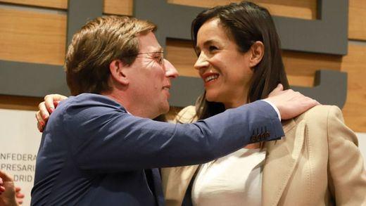 ¿Qué posibilidades le quedan a Villacís de ser alcaldesa de Madrid?: el PP descarta repartirse la ciudad cada 2 años