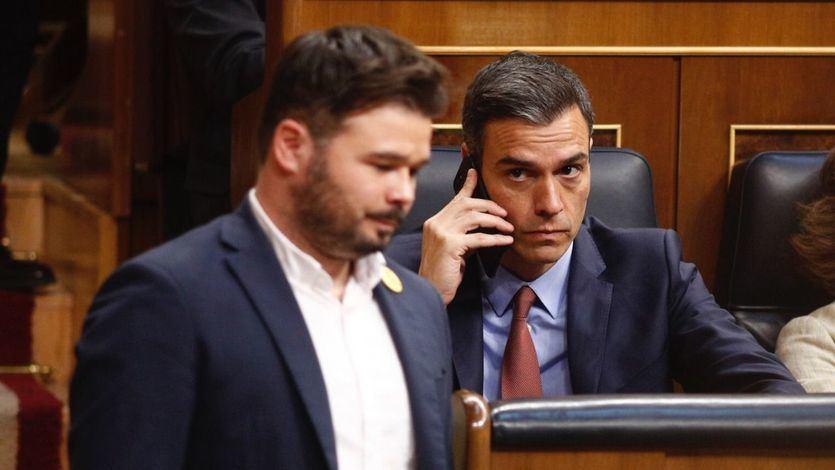 ERC no quiere repetir elecciones pero no vende fácil su abstención en la investidura de Sánchez