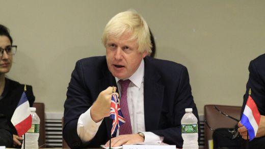 Ocupar el 10 de Downing Street